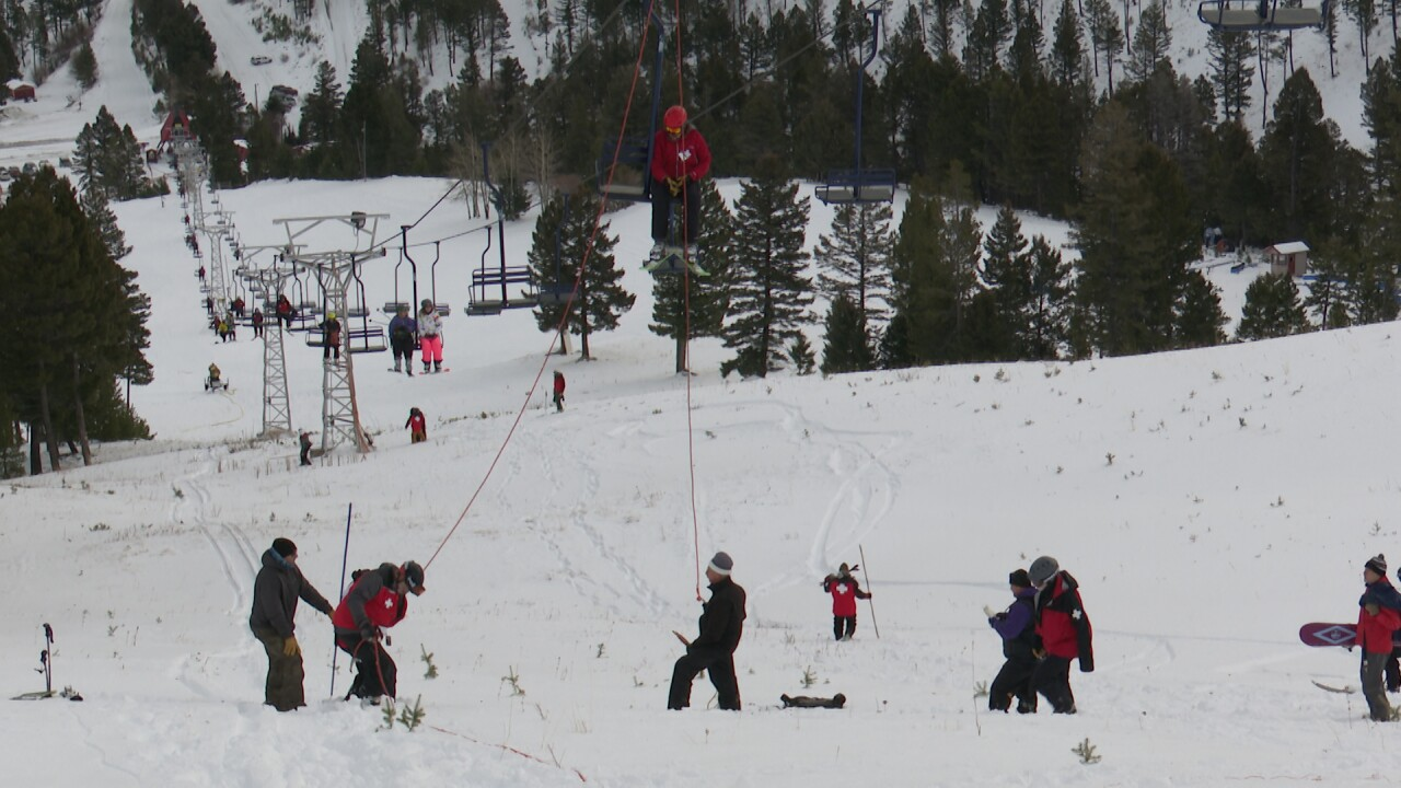 Great Divide Lift Evacuation Training