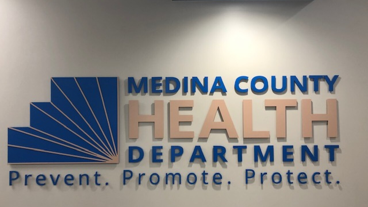 Medina County Health Department
