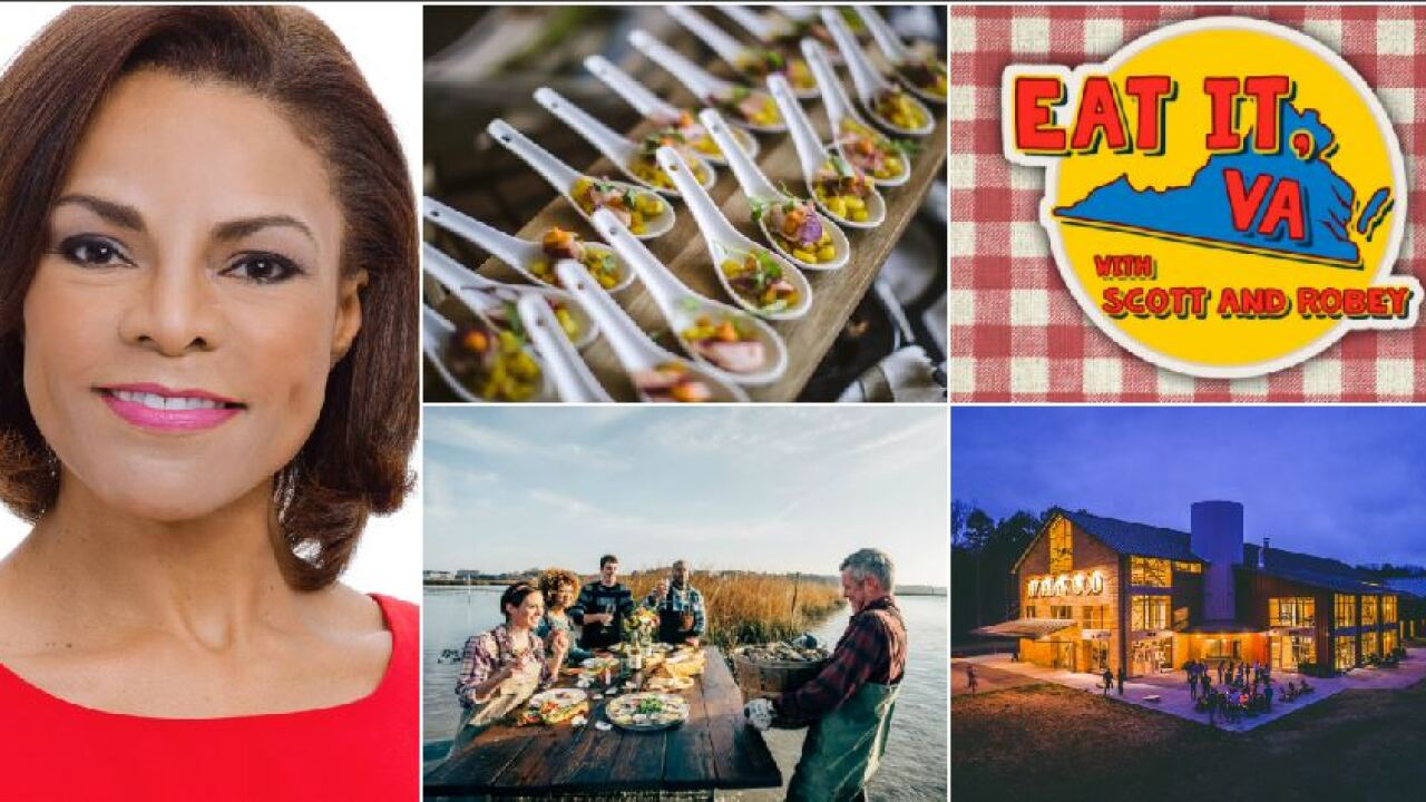 Tourism boss gives Virginia is for Lovers foodtour