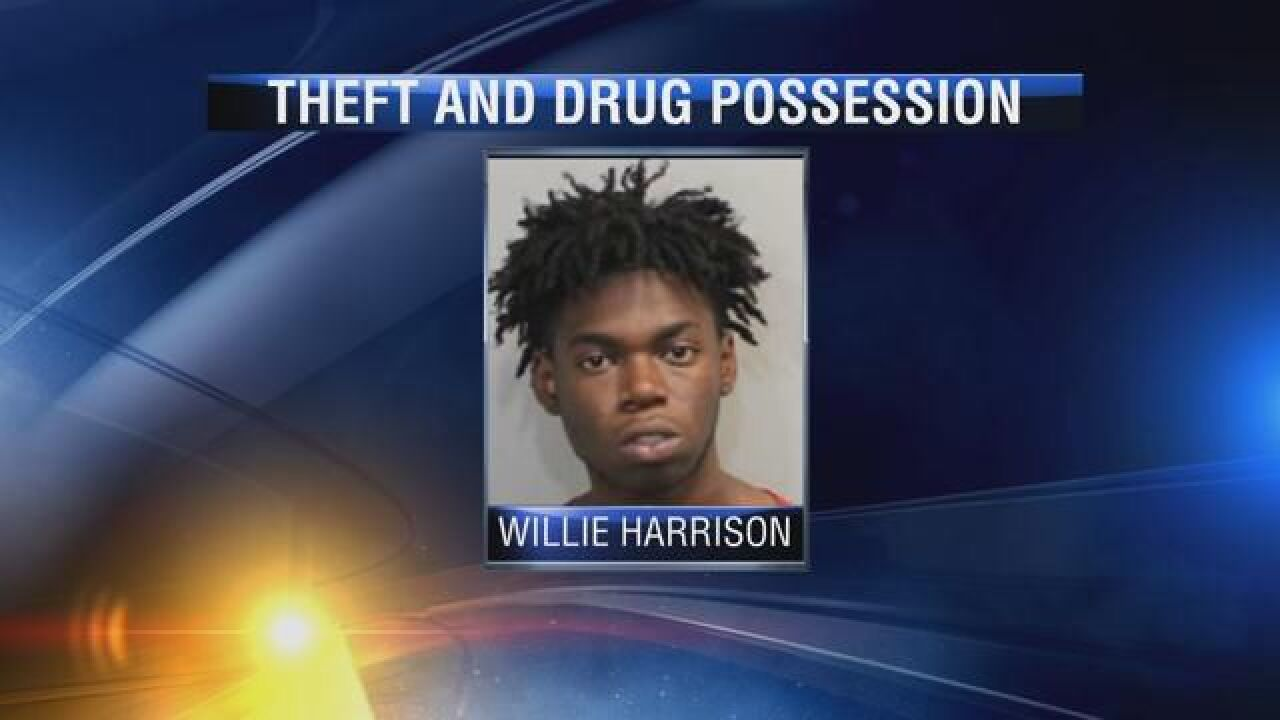 Teens in Leon County Arrested After Breaking into Cars
