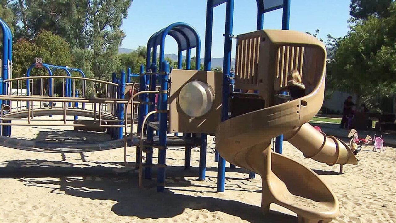 L.A. councilman wants playgrounds limited to children and their guardians