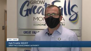 Nathan Reiff, GFDA Small Business Development Center