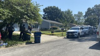 lawrence 2 year old shot, killed