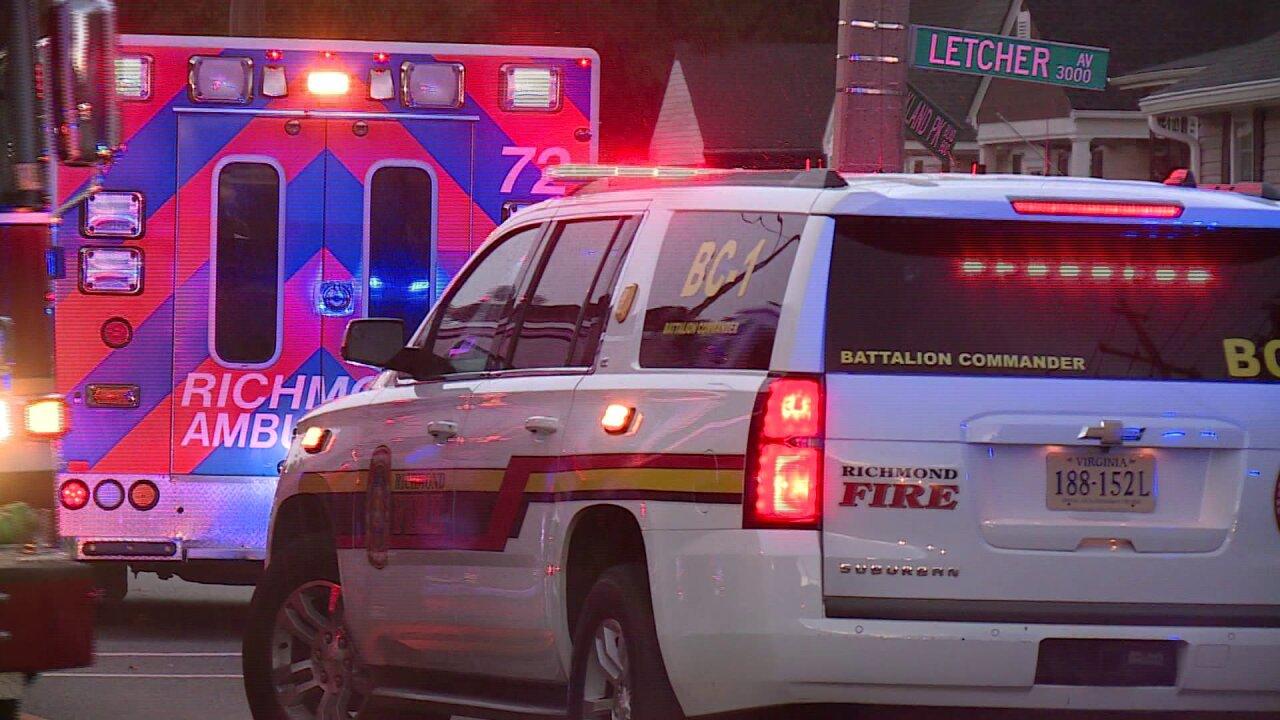 Spate of shootings in 4 hours leave 3 injured inRichmond