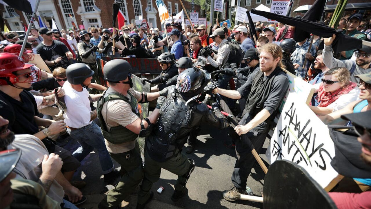 State of Emergency issued ahead of Charlottesville chaos anniversary: 'Virginia continues tomourn'