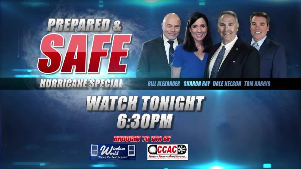 """'Prepared and Safe"""" debuts tonight"""