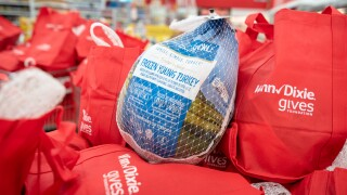 Southeastern Grocers Donates 8,075 Thanksgiving Turkeys to Feed Neighbors in Need