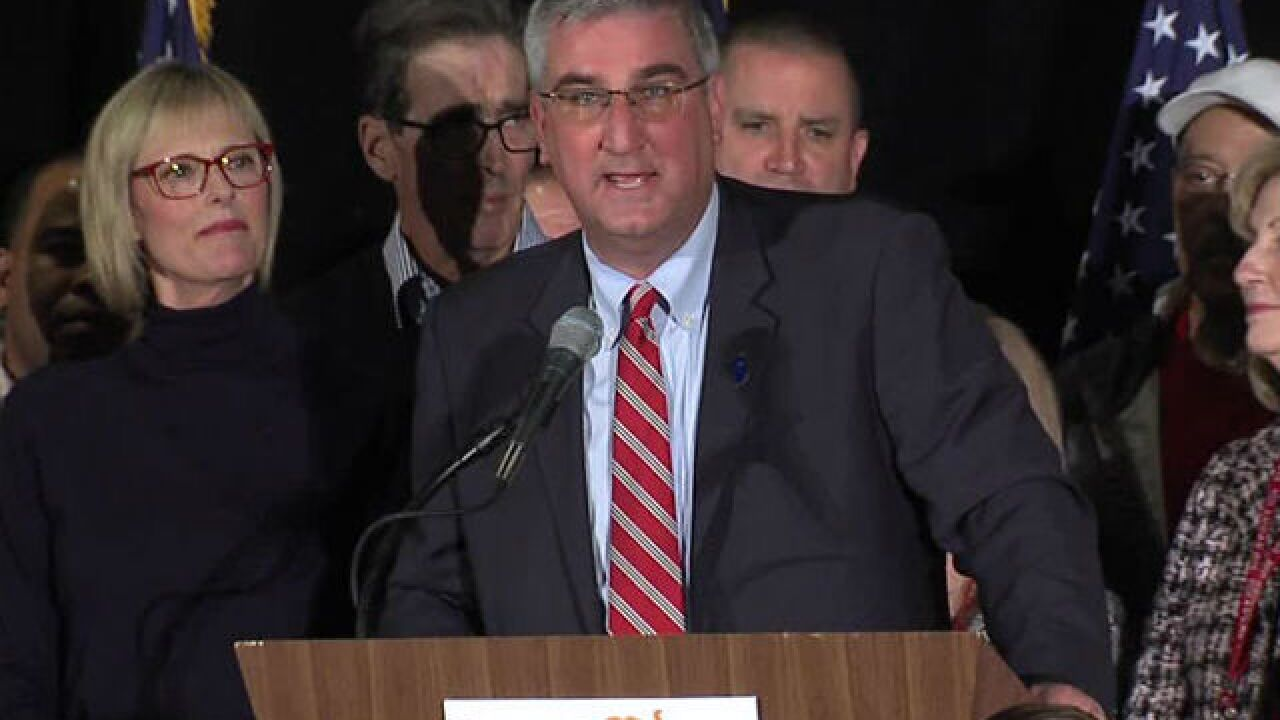 Meet your next governor: Eric Holcomb