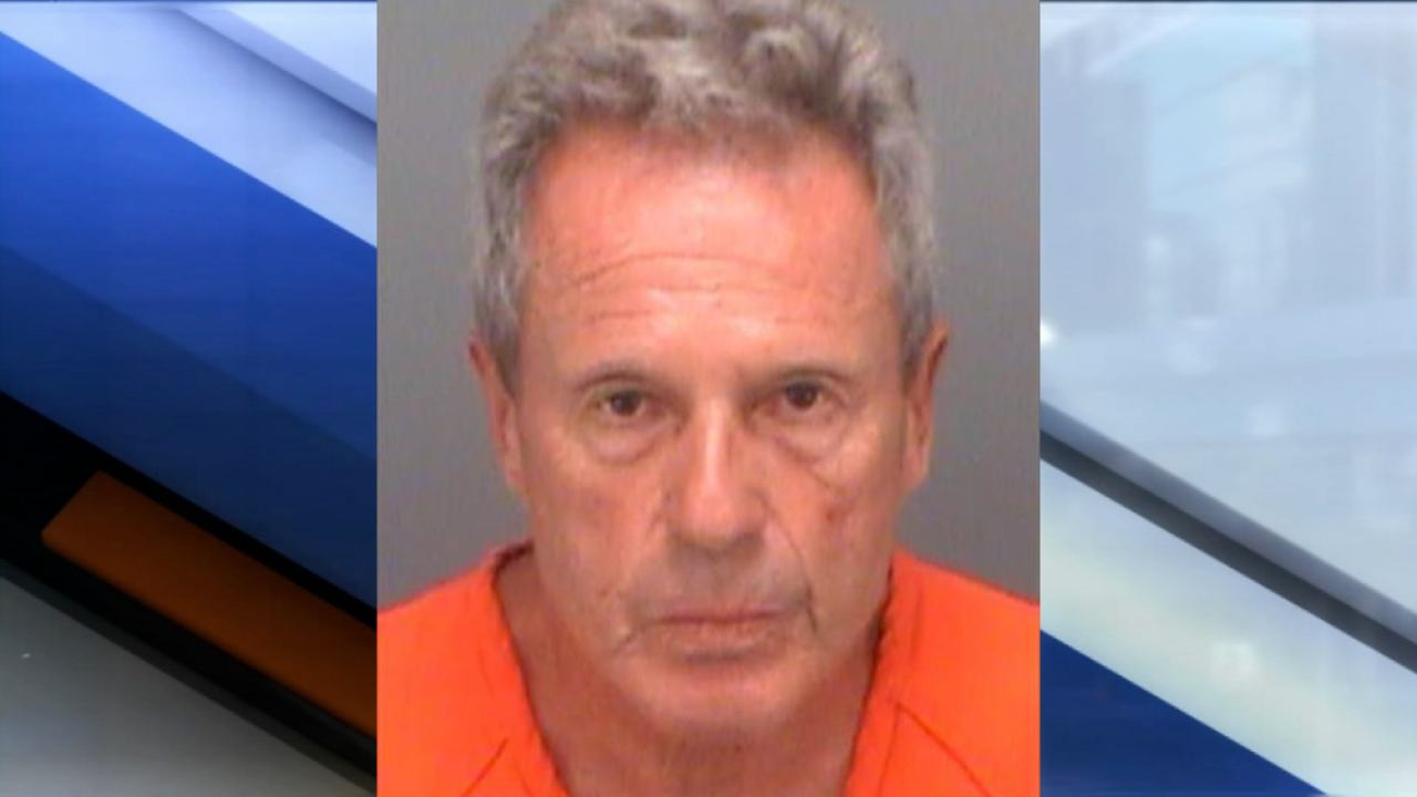 Florida man accused of using squirt gun to shoot his urine at woman walking her dog