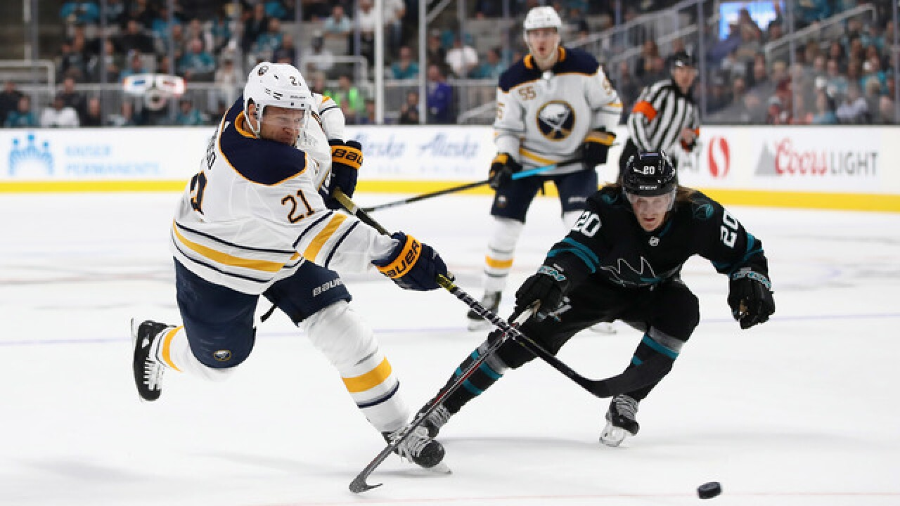 5 Observations: Sharks topple Sabres 5-1