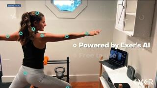 In Good Company: Exer Studio uses AI to take at-home workouts to new level