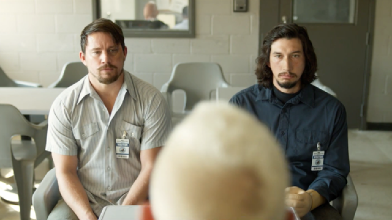 'Logan Lucky' struts its stuff on home video