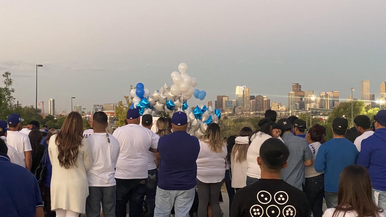 Vigil for teenager killed in Aurora shooting on Saturday