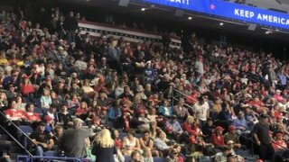 Student media denied access to Trump's rally