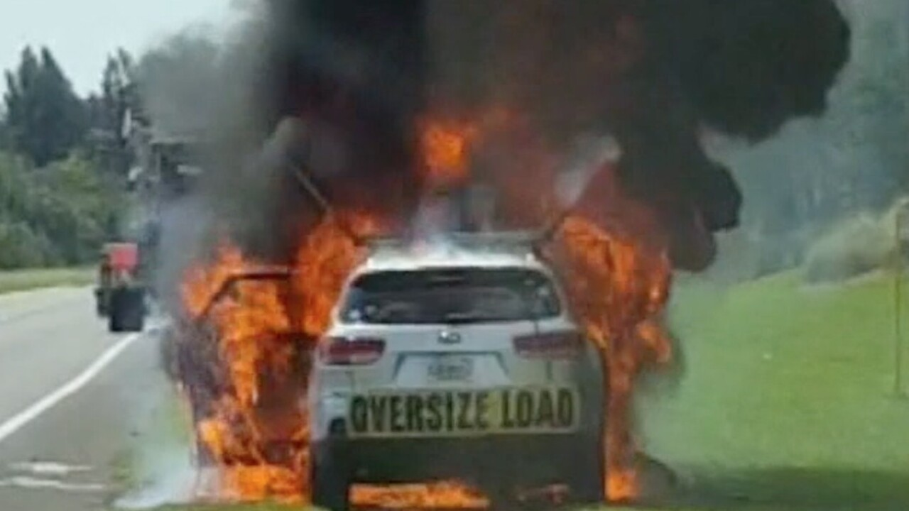 Hundreds of Kia and Hyundai drivers have reported car fires across the country
