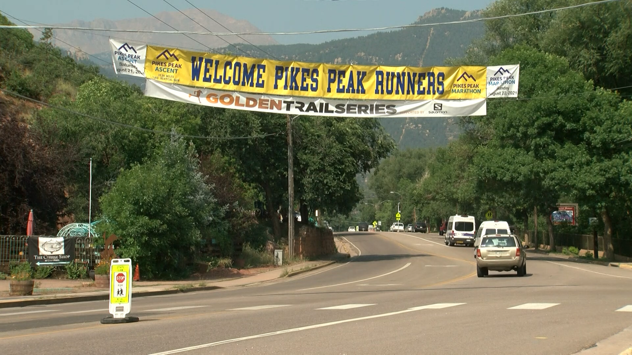 Pikes Peak Marathon and Ascent happening this weekend