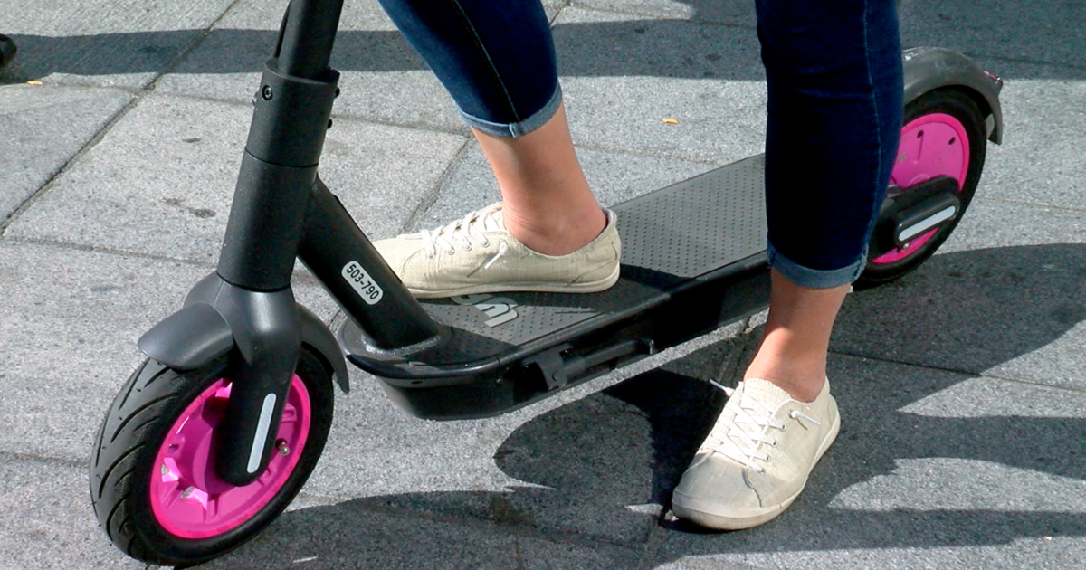 Denver City Council votes to remove scooters from sidewalks