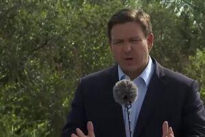 Florida Gov. Ron DeSantis gives COVID-19 update