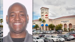 Suspected Orlando outlet mall shooter found dead in vehicle, police say
