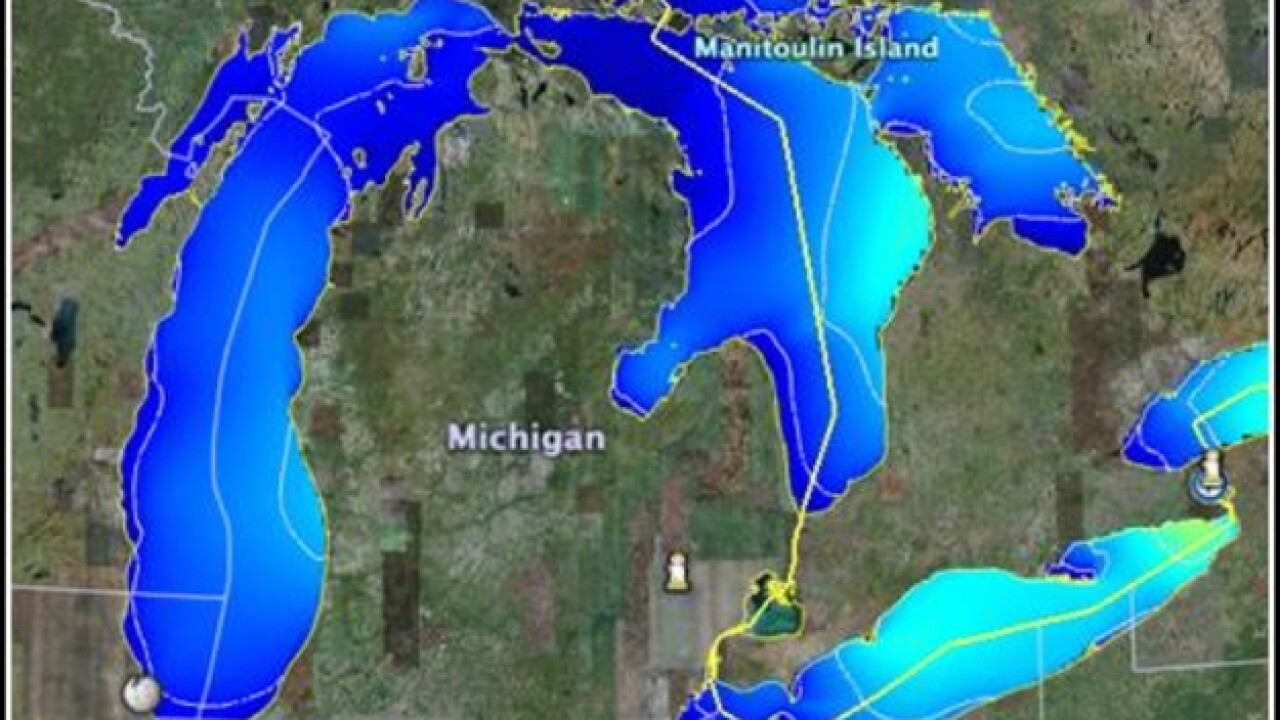 State reveals new healthy water plan for Michigan