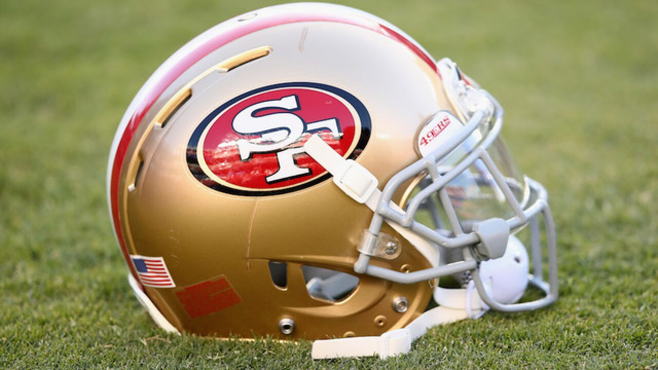 49ers coach Katie Sowers will be the NFL's first openly gay coach