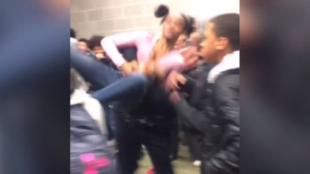 Video shows student being thrown to the ground by officer at North Carolina school