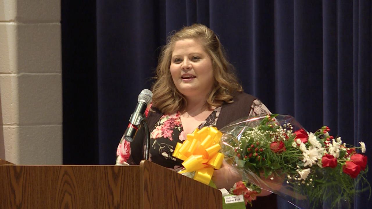 Norfolk Public Schools awards the 2018 Teacher of theYear