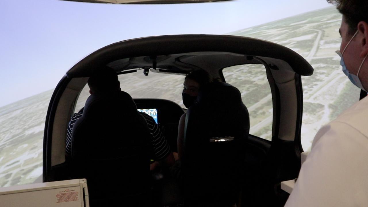 Flight Simulator at WMU