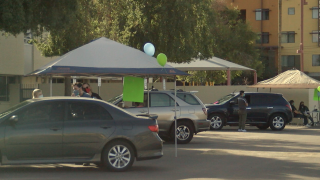 Get help filling out the FAFSA at free drive-in event