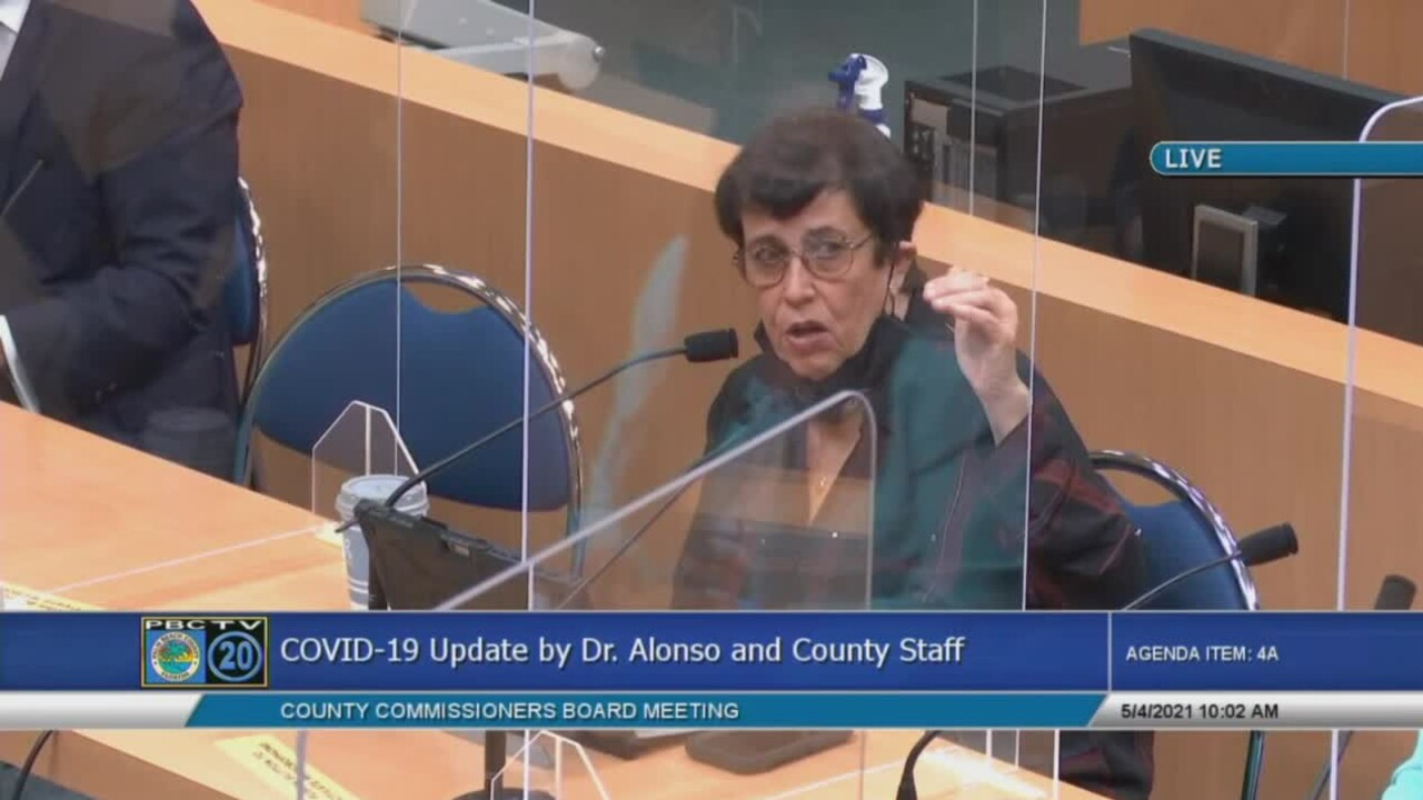 Palm Beach County health director Dr. Alina Alonso gives a COVID-19 update on May 4, 2021.jpg