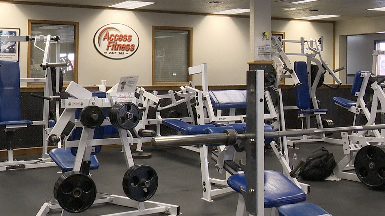 Access Fitness in Great Falls