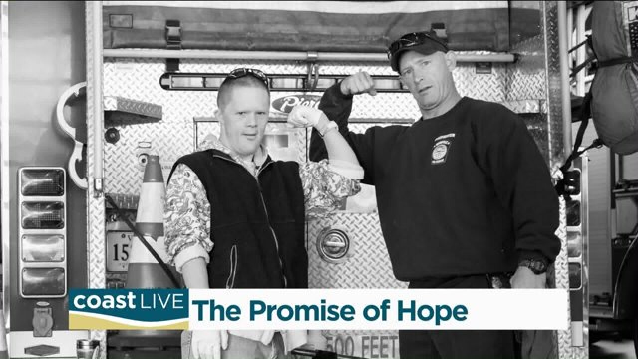 A profile of Hope House from someone it helps on Coast Live