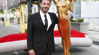 Kimmel to host Emmys, first major awards show of pandemic