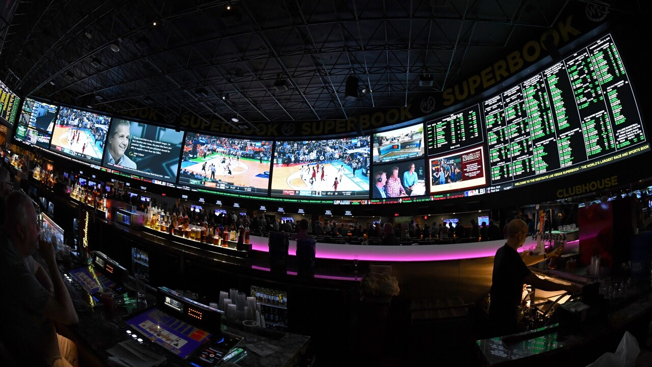 March Madness Viewing Party At The Westgate Las Vegas