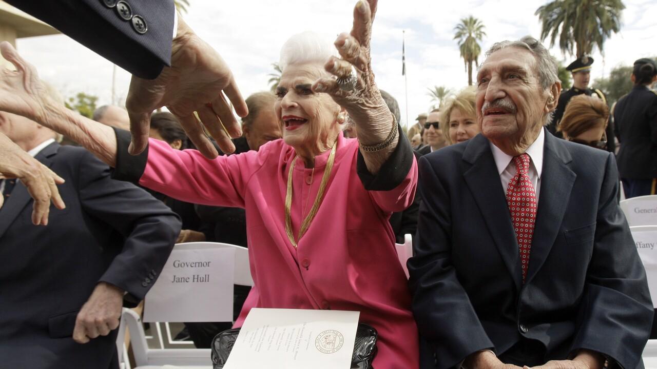 Rose Mofford, Raul Castro