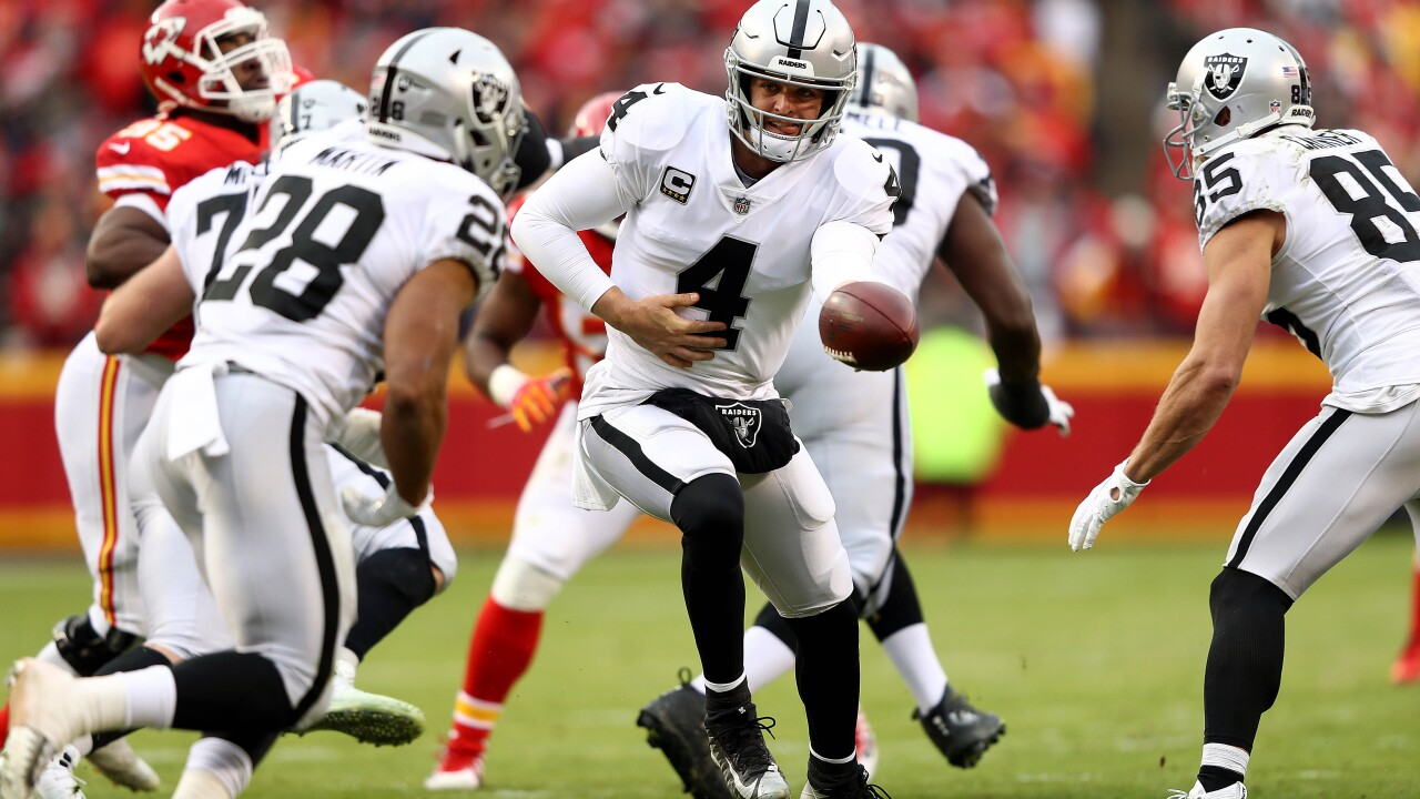 Redskins reprieve? Oakland Raiders to be featured on HBO's Hard Knocks