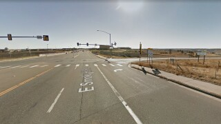 Driving You Crazy: Is Smoky Hill Rd over E-470 is wide enough to have three lanes in both directions