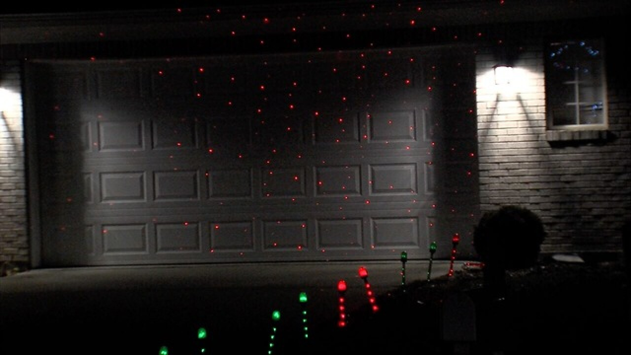 Franklin Township Grinch Is Stealing Damaging Christmas Decorations
