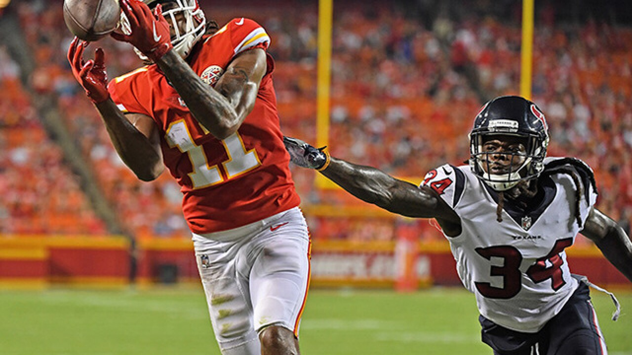 Chiefs WR Demarcus Robinson carries confidence from postseason to new season
