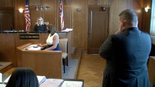 Hamilton County Juvenile Court Administrative Judge Melissa Powers