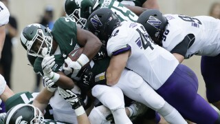 Weston_Bridges_Northwestern v Michigan State