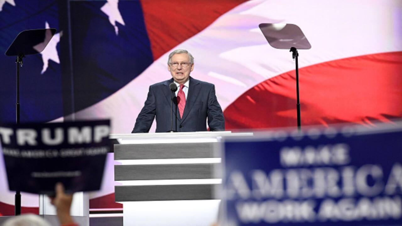 Photos: Republican Convention Day 2