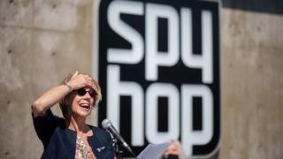 Kasandra VerBrugghen, Spy Hop executive director