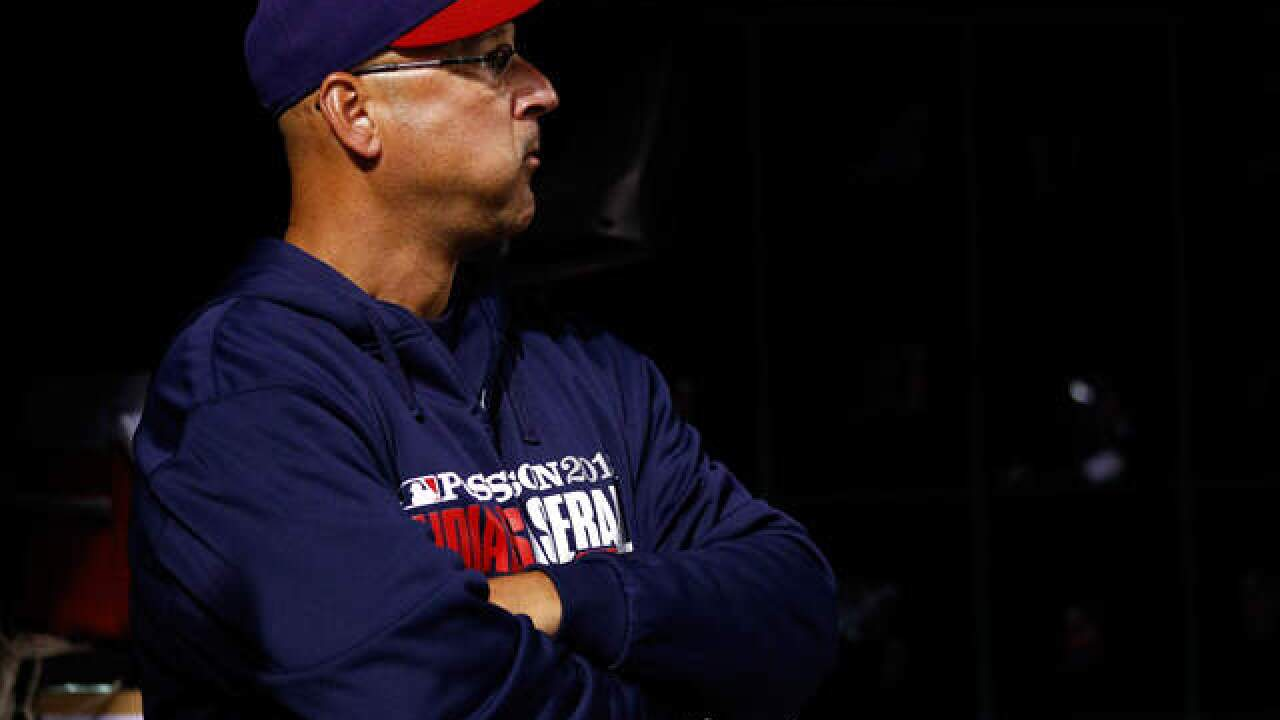 Tribe manager Terry Francona featured in ... The Onion?!?