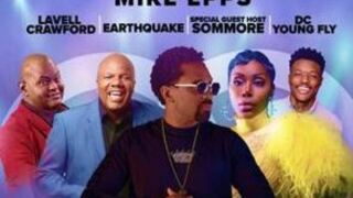Mike Epps coming to Miller High Life Theater in March