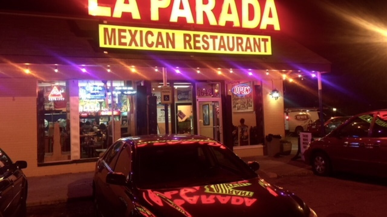 Tasty, authentic Mexican food at La Parada