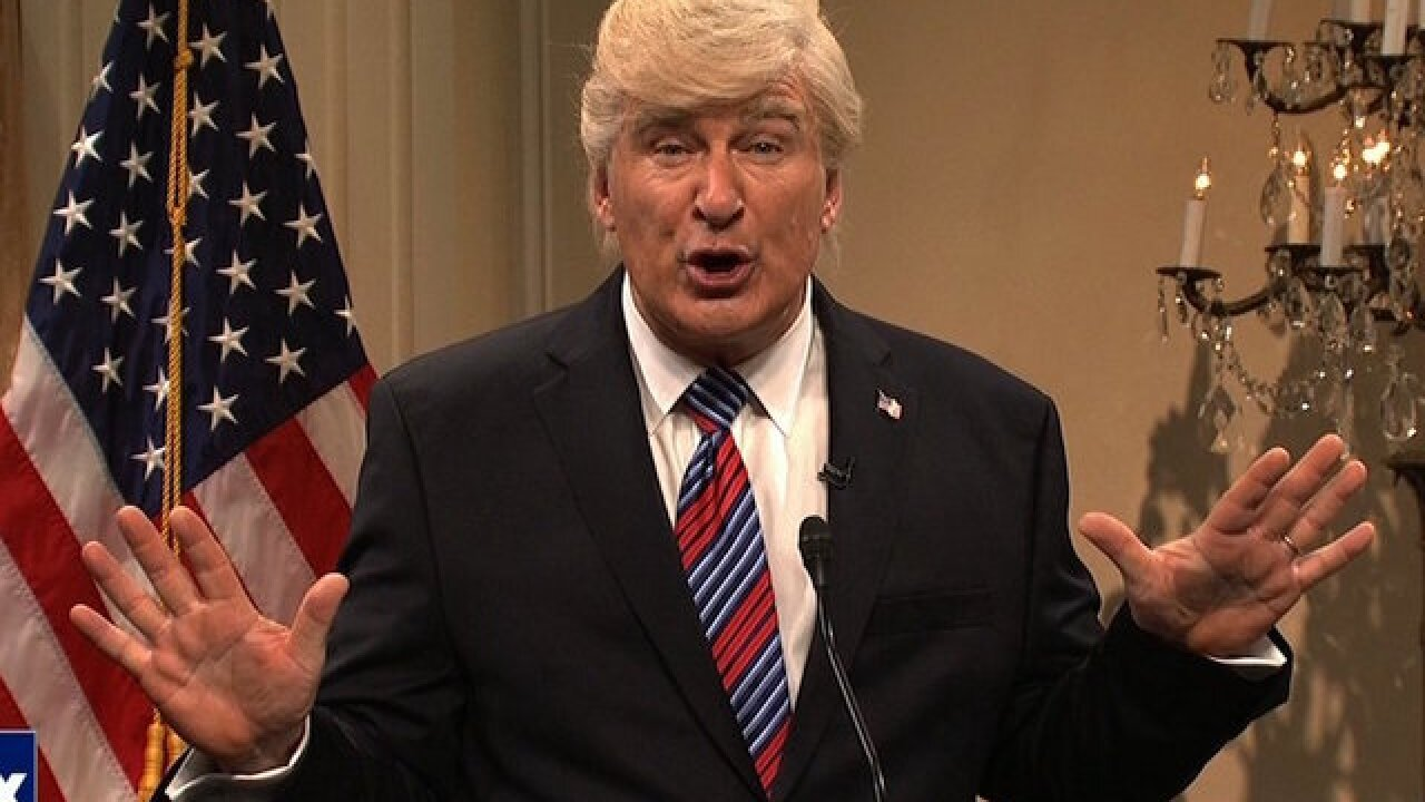 Alec Baldwin likely to portray President Trump on SNL again this season