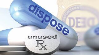 San Luis Obispo County residents can drop off unwanted prescription drugs at Drug Take Back Day