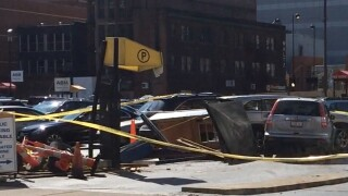 Pedestrian killed in crash Downtown