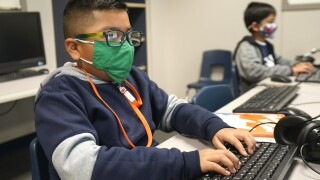 AP Poll Virus Outbreak Schools